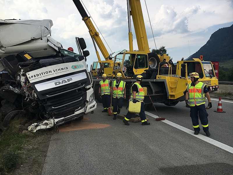 A93 Unfall Aktuell